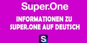 Super.One Erfahrungen - Super.One Deutsch -Informationen zu Super.One